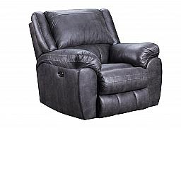POWER RECLINER- SHILOH GRANITE- BEAUTYREST COLLECTION