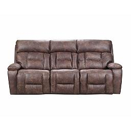DOUBLE MOTION SOFA- DORADO WALNUT