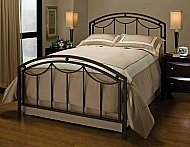 ARLINGTON BED SET -FULL- RAILS NOT INCLUDED