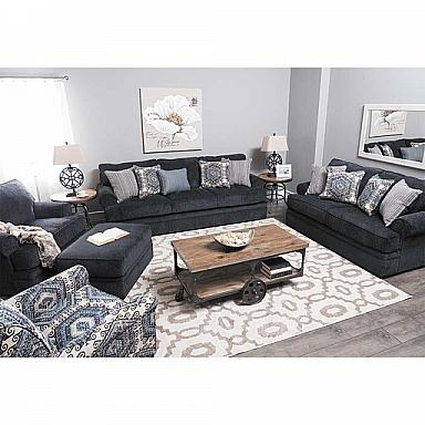 Superb BELLAMY SLATE TEQUILA INDIGO  SOFA
