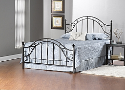 CLAYTON BED SET FULL