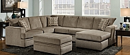 CORNELL PEWTER- SECTIONAL