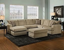 CORNELL PLATINUM- SECTIONAL