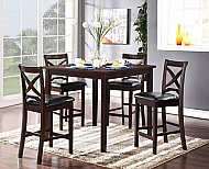MILO- COUNTER DINING 5 PC SET