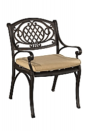 Esterton Outdoor Dining Chair- SET OF 2