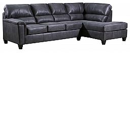 EXPEDITION SHADOW SECTIONAL W/ CHAISE