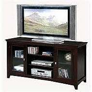 JEFFREY ENTERTAINMENT CONSOLE WITH STORAGE