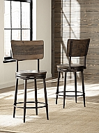 JENNINGS SWIVEL BARSTOOL