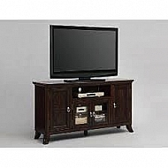 KATHERINE ENTERTAINMENT CONSOLE WITH STORAGE