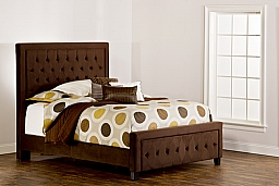 Kaylie Bed Set - Queen - w/Rails