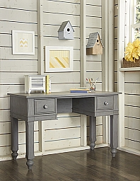 Lakehouse Writing Desk & Hutch