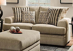LOVESEAT - CORNELL PLATINUM