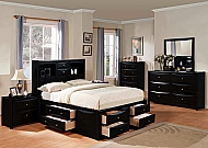 MANHATTAN- 4 PIECE FULL BEDROOM SET