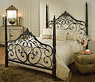 Parkwood Bed Set King w/Rails