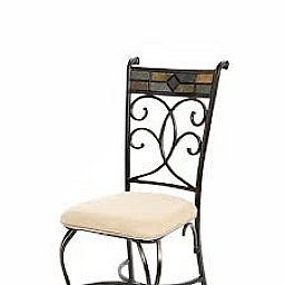 POMPEI DINING CHAIRS- SET OF 2
