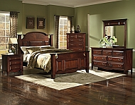 QUEEN DRAYTON HALL BED (69 x 64 x 6)