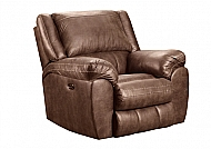 RECLINER- SHILOH SABLE- BEAUTYREST COLLECTION