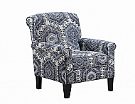 TEQUILA INDIGO-  ACCENT CHAIR (BELLAMY SLATE)