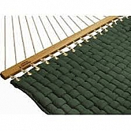 TRELLIS GARDEN- LARGE QUILTED FABRIC HAMMOCK SOLUTION DYED FABRIC
