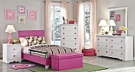 TWIN BED PINK SAVANNAH