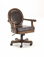 WARRINGTON ROUND BACK GAME CHAIR