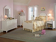Westfield Post Bed Set - Full - w/Rails