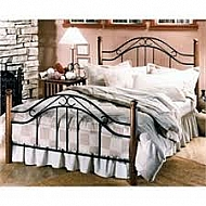 WINSLOH 5-SPINDLE HEADBOARD - FULL/QUEEN