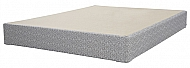 FORSKVILLE QUILTED BLACK MATTRESS FOUNDATION